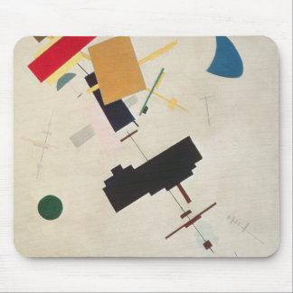 Suprematist Composition No.56, 1936 Mouse Mat