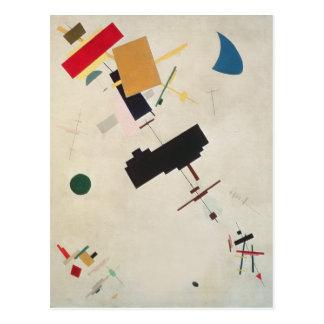 Suprematist Composition No.56, 1936 Postcard