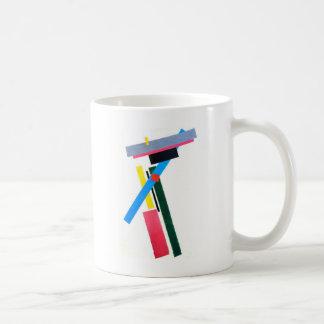 Suprematistic Construction by Kazimir Malevich Coffee Mug
