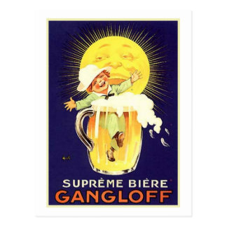 Supreme Biere Gangloff Postcard