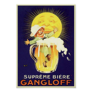 Supreme Biere Gangloff Posters