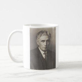Supreme Court Justice Louis Dembitz Brandeis Basic White Mug
