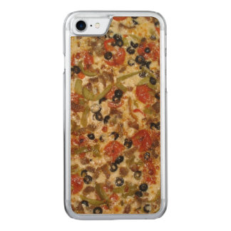 Supreme Pizza Carved iPhone 8/7 Case