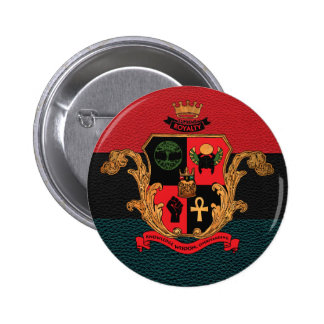 Supreme Royalty Nobility Crest Button (Tri)
