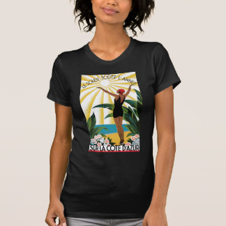 Sur La Cote D'Azur T-Shirt