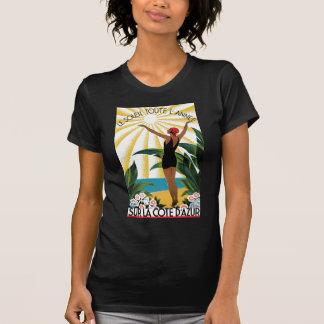 Sur La Cote D'Azur T Shirt