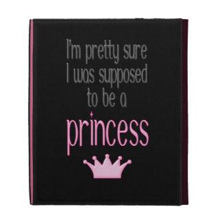 Sure Princess iPad Case