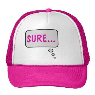 Sure Think Bubble Hat