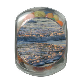 Surf at Sunset Jelly Belly Candy Jars