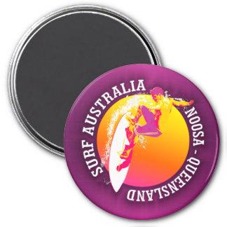Surf Australia (Noosa) Refrigerator Magnet