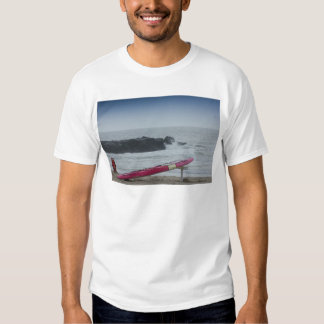 Surf Board Ocean Sea Beach HDR Pictures Photos New Tee Shirts