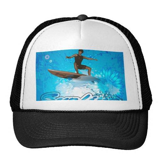 Surf Boarder Hats