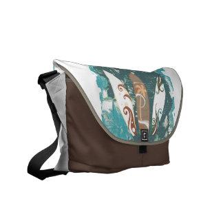 surf boards rickshaw bag blue brown commuter bags