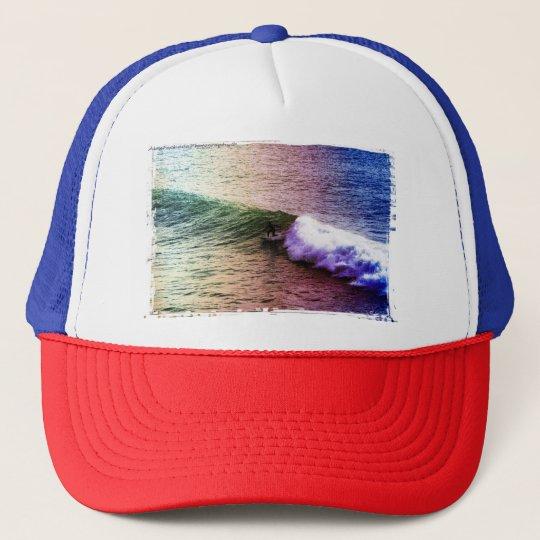 Surf cap in San Pedro