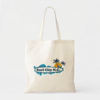 Surf City. Bags