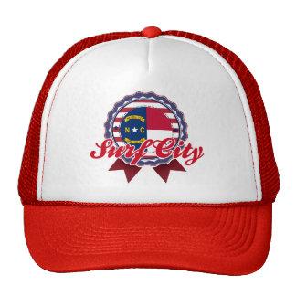 Surf City, NC Trucker Hat
