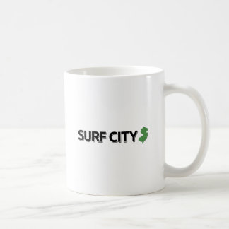 Surf City, New Jersey Mug