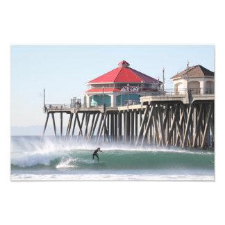 "Surf City ""Offshore Photo Print"