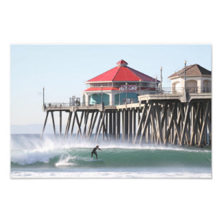 """Surf City """"Offshore Photographic Print"""