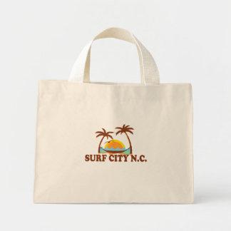 Surf City. Tote Bag