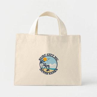 Surf City. Mini Tote Bag