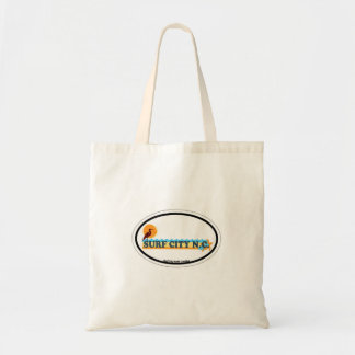 Surf City. Budget Tote Bag