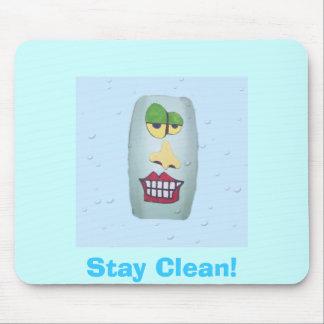 Surf Clean! Mouse Mat