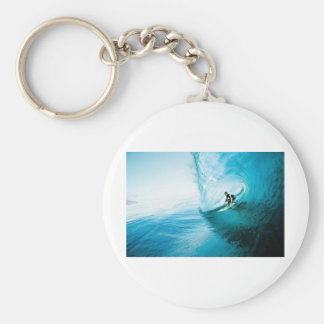 surf dude key ring