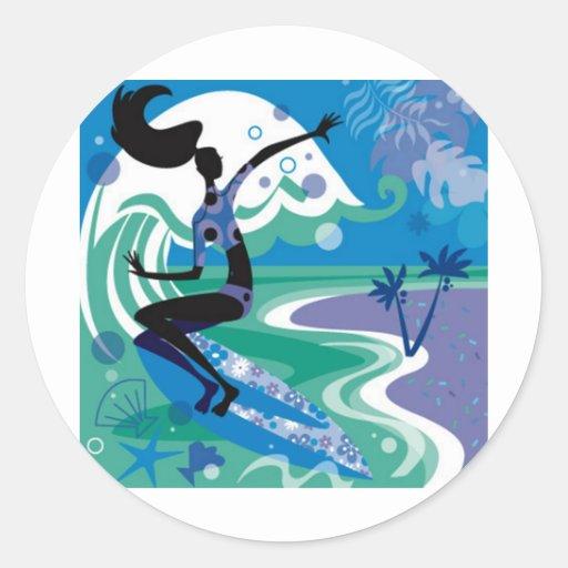 surf enjoy stickers