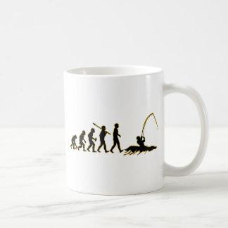 Surf Fishing Coffee Mugs