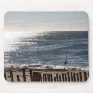 Surf Fishing Mouse Mat