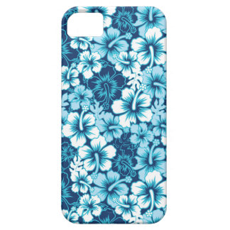 Surf Floral Hibiscus Pattern iPhone 5 Cover