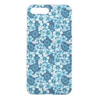 Surf Floral Hibiscus Pattern iPhone 8 Plus/7 Plus Case