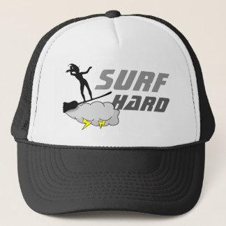 Surf Hard Like A Witch Trucker Hat