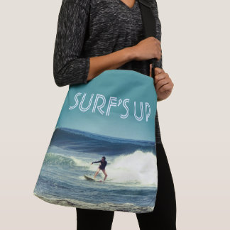Surf is Up Crossbody Bag