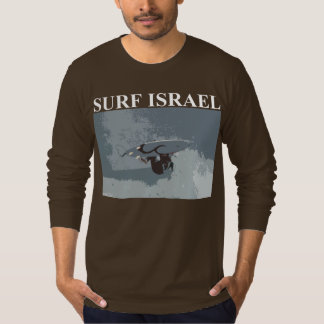 SURF ISRAEL Fine Jersey Long Sleeve T-Shirt