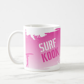 Surf Kook Coffee Mug