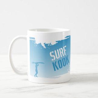 Surf Kook Coffee Mugs