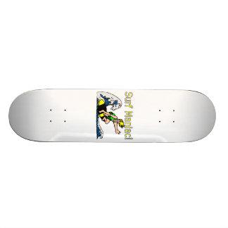 Surf Maniac 21.3 Cm Mini Skateboard Deck
