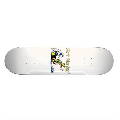 Surf Maniac Skate Boards
