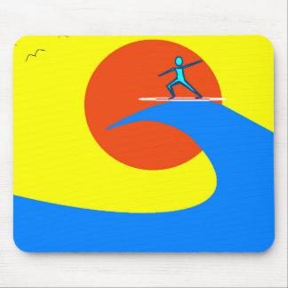 Surf Mousepad