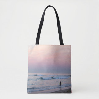 Surf n' Sunrise Tote Bag