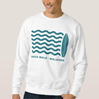 Surf North Male Maldives Sweatshirt