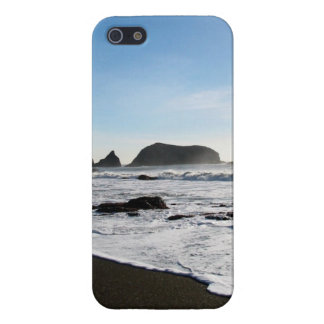 Surf on a Beach iPhone Case iPhone 5/5S Case