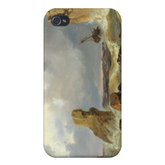 Surf on a Rocky Coast, 1835 iPhone 4 Cover