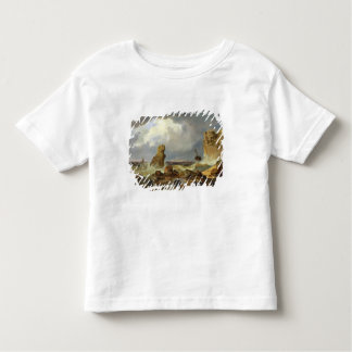 Surf on a Rocky Coast, 1835 Toddler T-Shirt