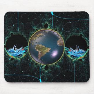 Surf Planet Mousepad