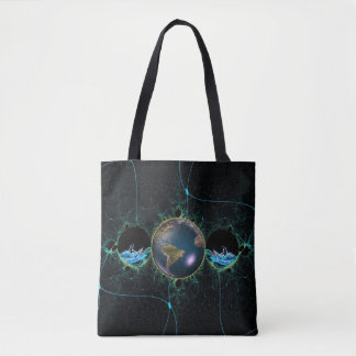 Surf Planet Tote