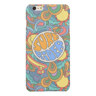 Surf Rider Pattern iPhone 6 Plus Case