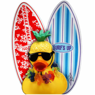 Surf s Up Statue Photo Cut Out